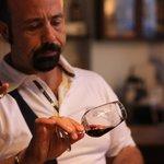 Manuele the wine connoisseur