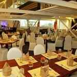 contemporary  Thai cuisine restaurant