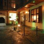 Bazylia Restaurant: at Night