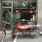 Tricycle luncheonette