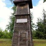 A medieval watchtower (modern replica)