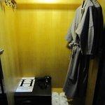 Closet and Safety box