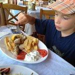 In the Kri-Kri Taverna #13