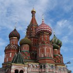 St. Basil's Red SQuare