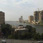 View of nile from my room