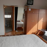 Family En suite room has 2nd smaller room within