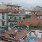 La vista dal tetto