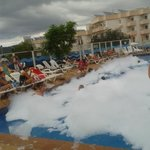 Foam Pool Party - Friday Afternoon.......