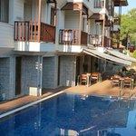 Rooms & balconies