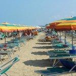 spiaggia centro servizi