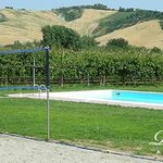 Campo beach volley e piscina 12X6