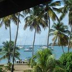 All suites have beach & garden view