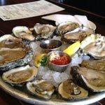 Yum!  Fresh Oysters!