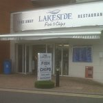 Foto de Lakeside Fish and Chips Restaurant and Takeaway