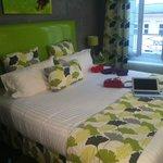 Das Bett (Superior Zimmer)