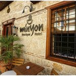 Minyon Boutique Hotel Foto