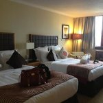 our room , best night sleep ever on these luxurious beds