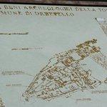 Mappa di Orbetello....