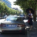 Notre Aston Martin (mon nom est Bond, James Bond)