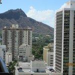 View from my room - Diamond Head