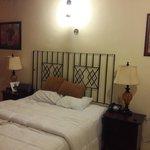 Fridas room upstairs very nice