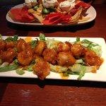 Sweet Chilli Shrimp  Starter