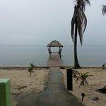 Dock and Palapa