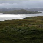 The journey west from Ardvreck
