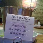 Foto van Palmetto's Smokehouse & Oyster Bar