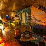 Common room, attic