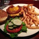 legendary burger!