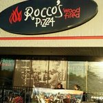 Φωτογραφία: Rocco's Wood-Fired Pizza
