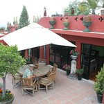 One of the Cinco Patios