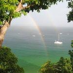Rainbow from Coasthanger