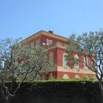 Lovely older colourful building