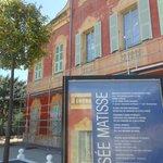 Matisse Museum Entrance