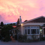 Sunset over Ambleside
