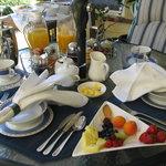 Breakfast at Ambleside