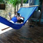 Our favorite hammock