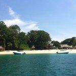 Contedora Island