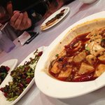 Mapo Tofu and Veggies