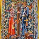 Vibrant tapestry