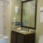 Bathroom - old; needs updating