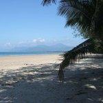 4 Mile beach- 5 mins walk
