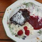 torta sacker (mia figlia l'ha spruzzata di caffè:-(  )