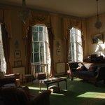 Stevenson house - salon