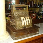 Cash register in Drachma.
