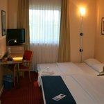 Zimmer für 4 Personen gerichtet