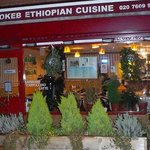 Kokeb Restaurant London
