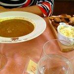 Soupe de Poisson accompaniments